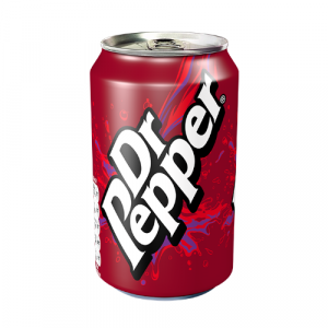 Dr Pepper 330ml Can